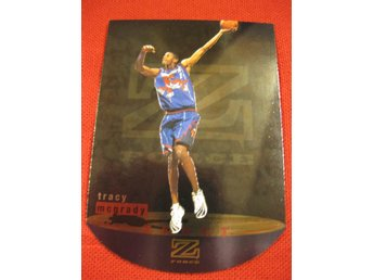 TRACY MCGRADY RC - ZEBUT - 1997-98 Z-FORCE - BASKET
