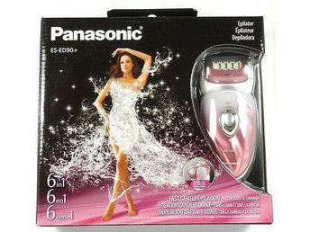Panasonic PAN-ES-ED90-P Multi-Functional Wet/Dry Shaver