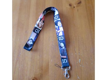one direction nyckelband