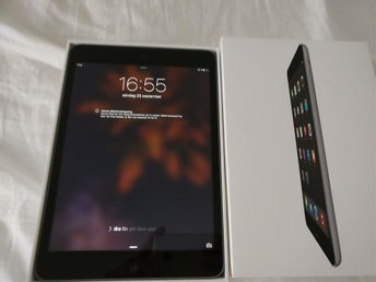 Ipad Mini 2 Wi-FI 16gb - Absolut nyskick
