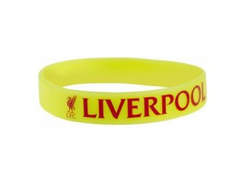 Liverpool Silikonarmband Neon Single
