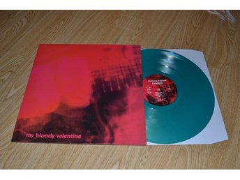 "my bloody valentine ""loveless"" (turkos vinyl) LP"