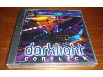 Darklight Conflict - PS1 / Playstation 1