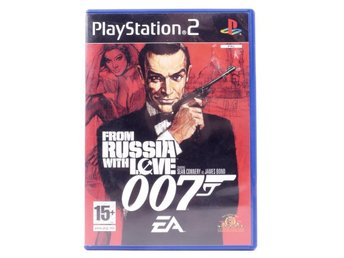 007: From Russia With Love - PS2 - PAL (EU) - Helsinki - 007: From Russia With Love - PS2 - PAL (EU) - Helsinki