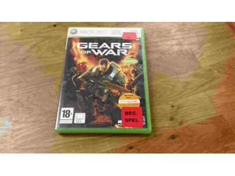 GEARS OF WAR XBOX 360 BEG