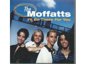 THE MOFFATTS - I´LL BE THERE FOR YOU   (CD MAXI/SINGLE )