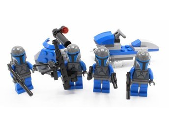 LEGO 7914 Mandalorian Battle Pack (begagnad)
