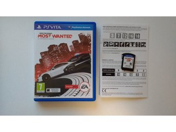 PlayStation Vita: Need for Speed: Most Wanted