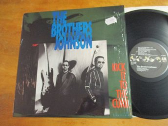 "The Brothers Johnson ""Kick It To The Curb"""