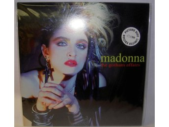 Bild LP Madonna-The Gotham Affairs