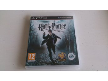 - Harry Potter and the Deathly Hallows Part I PS3 -