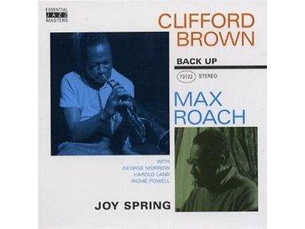 Brown Clifford/Max Roach: Joy spring 1954 (CD) - Nossebro - Brown Clifford/Max Roach: Joy spring 1954 (CD) - Nossebro