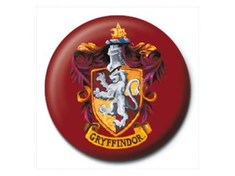 Harry Potter Pinn gryffindor