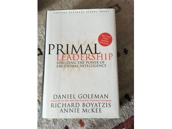Primal Leadership, NY Times National Bestseller