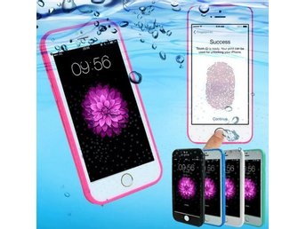 iPhone 7 Plus Vattentät Skal  Waterproof Shockp.. (307172112) ᐈ Köp på  Tradera ba0c7c271469e