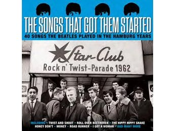 Songs That Got Them Started (2 CD)