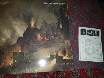 Celtic Frost Into the pandemonium VINYL