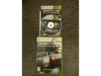 Shift 2 Unleashed xbox 360