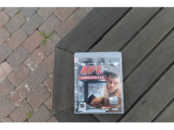Playstation 3 PS3 UFC 2009 Undisputed