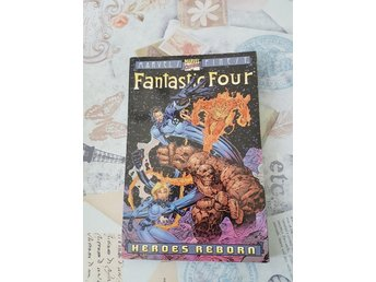 Marvel's Finest - Fantastic Four: Heroes Reborn [TPB]
