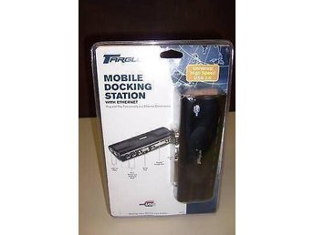 Targus Mobile Docking Station with Ethernet