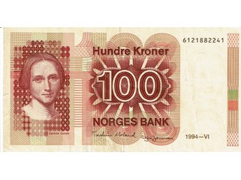 Norge 100 kr 1994