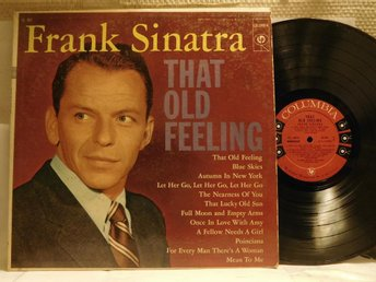 FRANK SINATRA - THAT OLD FEELING