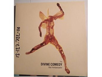 The Divine Comedy - Bad Ambassador, CD, Promo