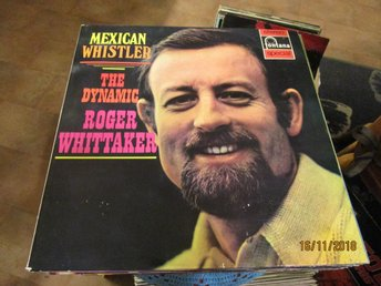 ROGER WHITTAKER - MEXICAN WHISTLER - LP