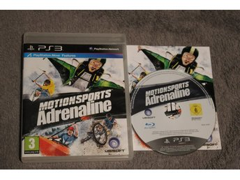 Motionsports Adrenaline - Playstation 3