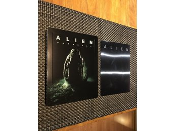 Alien Covenant - Steelbook - Blu-ray Lenticular Edition