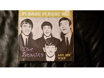 Beatles,single,Denmark,please please me
