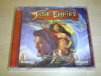 JADE EMPIRE ORIGINAL SOUNDTRACK MUSIK *NYTT*