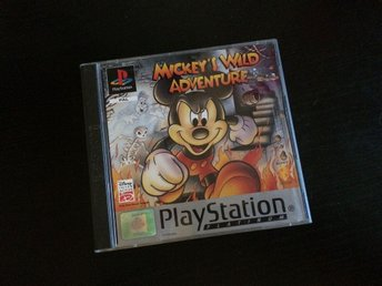 Mickey's Wild Adventure - komplett - PlayStation PS