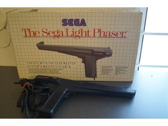 Sega Light Phaser - Med Kartong