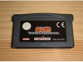 GBA: Tekken Advance