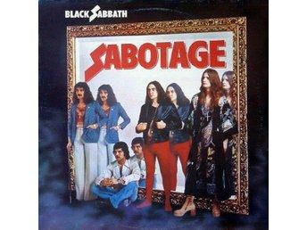 Black Sabbath -Sabotage lp black vinyl Ozzy Osbourne - Motala - Black Sabbath -Sabotage lp black vinyl Ozzy Osbourne - Motala