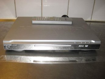 United  DVD  5056 player