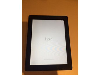 iPad 2 16GB wifi 1kr utrop!