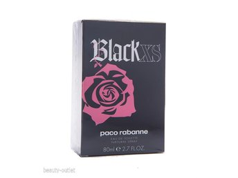 Paco Rabanne Black XS For Her Edt 80ml - Limassol - Paco Rabanne Black XS For Her Edt 80ml - Limassol