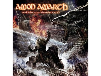 Amon Amarth flagga. Metal, rock, hårdrock, viking. FRI FRAKT