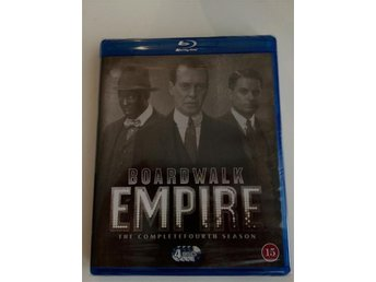 Boardwalk Empire-säsong 4, Blu-ray (Ny & oöppnad)