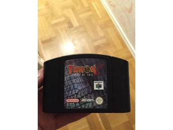 Turok 2 seeds of evil Nintendo 64