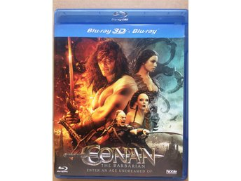 Conan - the barbarian 3D