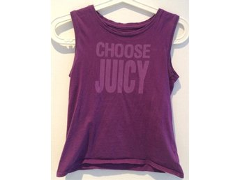 Juicy Couture - linne - lila - L (barn)