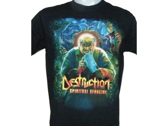 T-SHIRT: DESTRUCTION  (Size M)