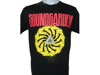 T-SHIRT: SOUNDGARDEN  (Size XL)