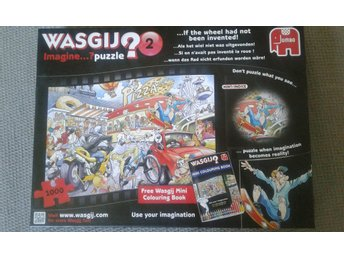 Wasgij imagine 2