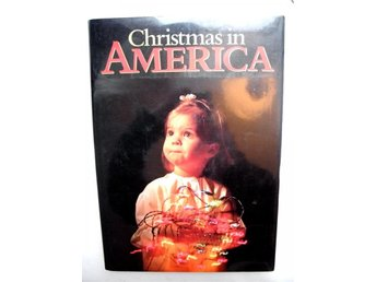 CHRISTMAS IN AMERICA Tablebook 1988 jul