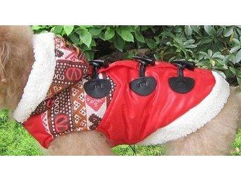 Hund kläder Vattenavvisande Täcke RÖTT /Rygg 30 cm UTFÖRSÄLJNING! - Hässleholm - Hund kläder Vattenavvisande Täcke RÖTT /Rygg 30 cm UTFÖRSÄLJNING! - Hässleholm